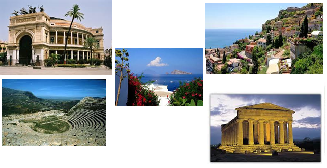 "SICILY TOUR - neorental.it ""car with driver"""